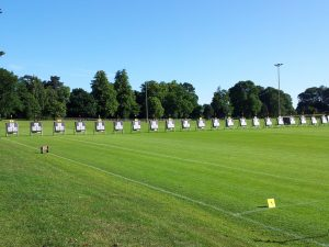 WRS target competition